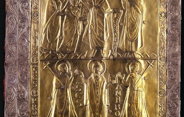 Evangeliario di Ariberto sant'Ambrogio