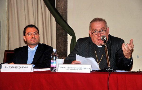 Evangeliario Bordoni Brambilla