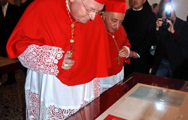 Scola Tettamanzi Evangeliario
