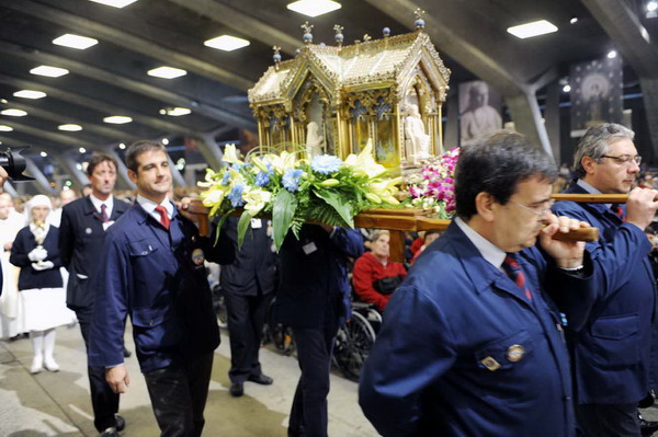 Reliquie Santa Bernadette