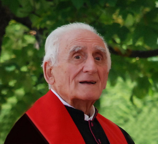 Monsignor Oreste Colombo