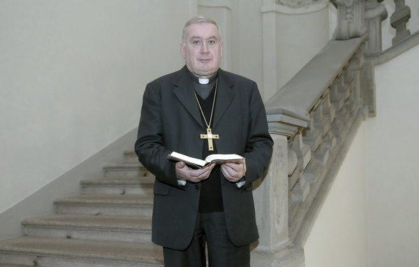 Monsignor Franco Giulio Brambilla