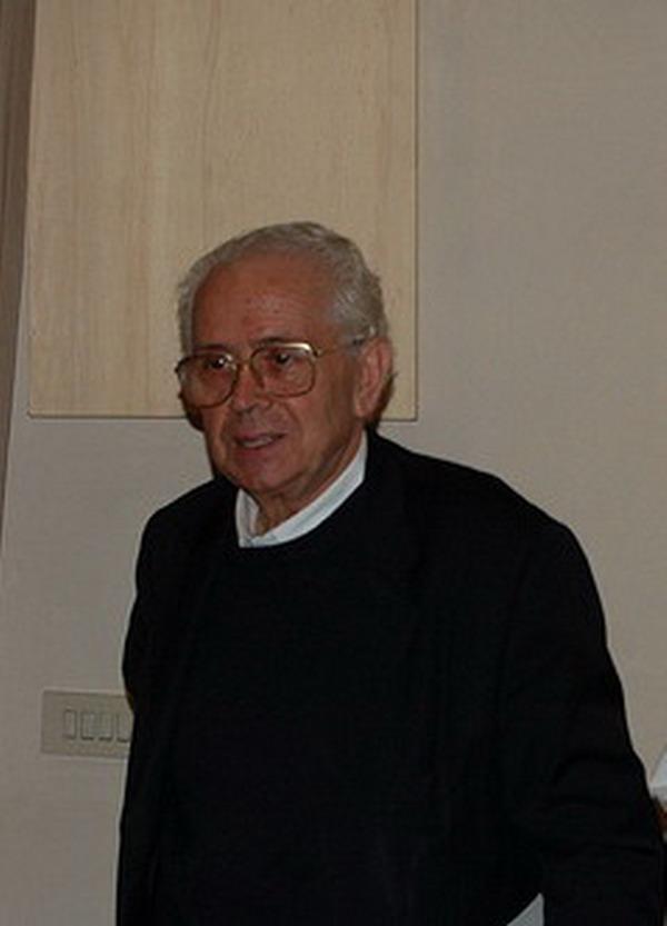 Monsignor Inos Biffi