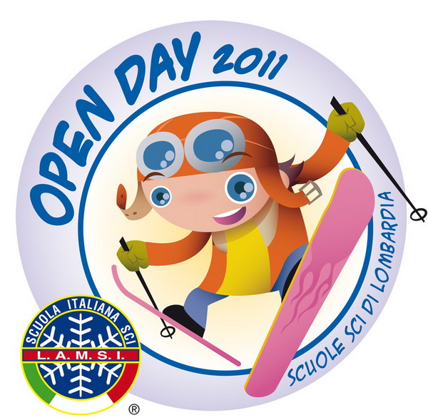 Logo Open Day 2011