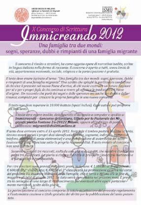 Immicreando 2012