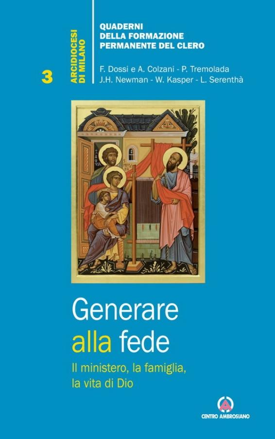 Copertina Quaderno del clero