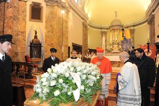 funerali mamma tettamanzi