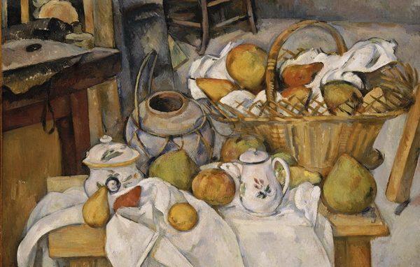 Cezanne natura morta