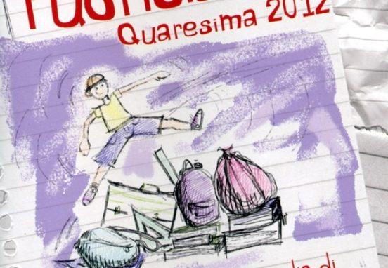 Sussidi Quaresima 2012