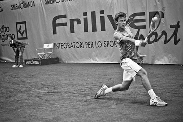"""Double Break Point"", il tennis in click"