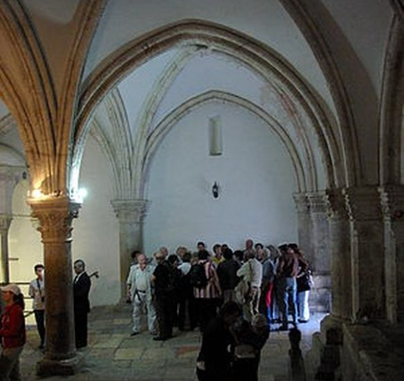 Il Cenacolo di Gerusalemme