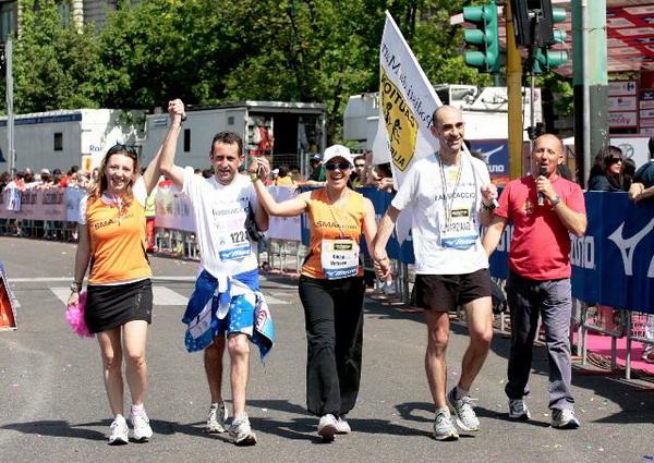 Giusy Versace_Milano City Marathon 2011