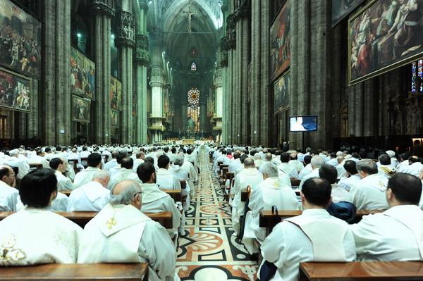In Duomo la S. Messa crismale