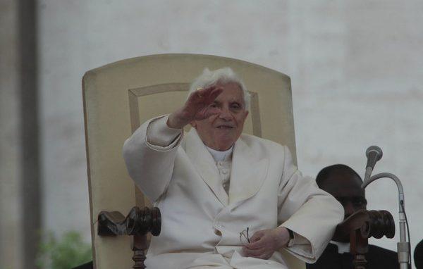 Benedetto XVI 14enni_2012