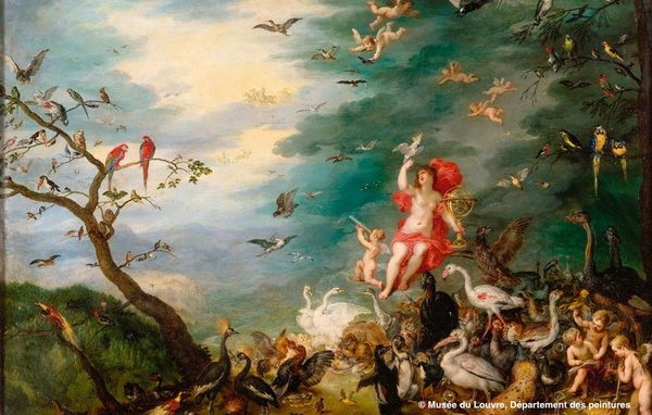 Jan Brueghel Aria Ambrosiana