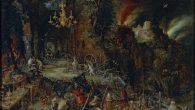 Jan Brueghel Fuoco Ambrosiana