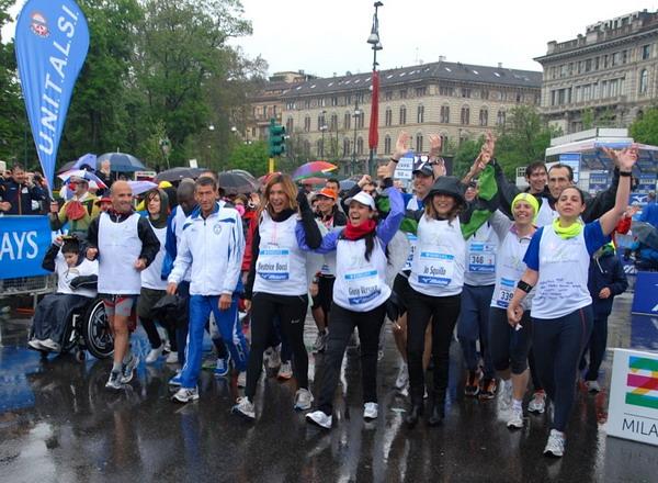 Giusy Versace Milano City Marathon