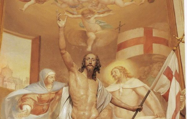Sacro Monte Varese Cappella resurrezione
