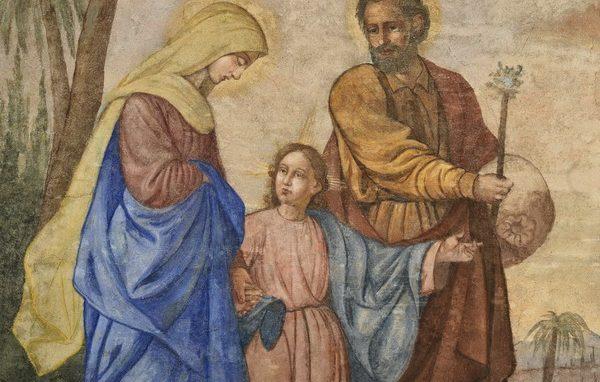 sacra Famiglia Piancogno