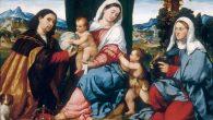 Bonifacio Veronese Sacra Conversazione