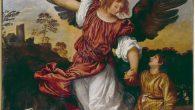 Tiziano Tobia e l'angelo