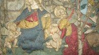 Paliotto Vergine Rocce Leonardo Baroffio