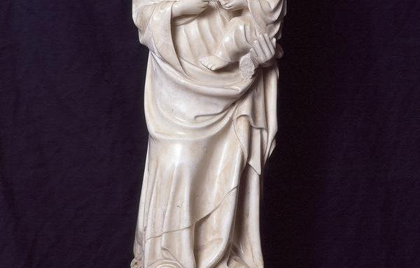 Madonna Bambino Campione