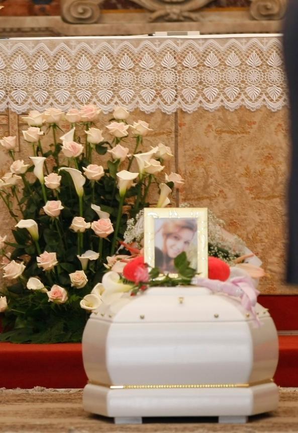Funerali Melissa Bassi_Brindisi