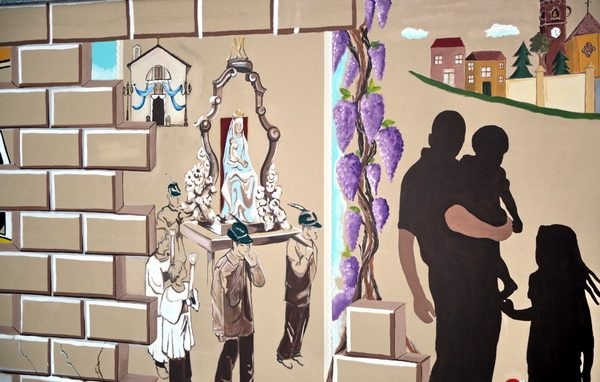 Bresso murales Family2012