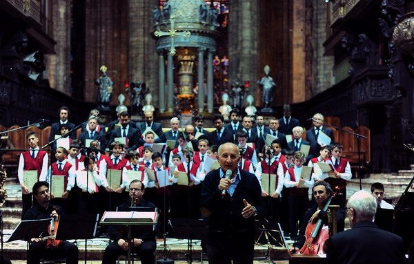 Cappella Musicale Duomo don Gino Rigoldi Family