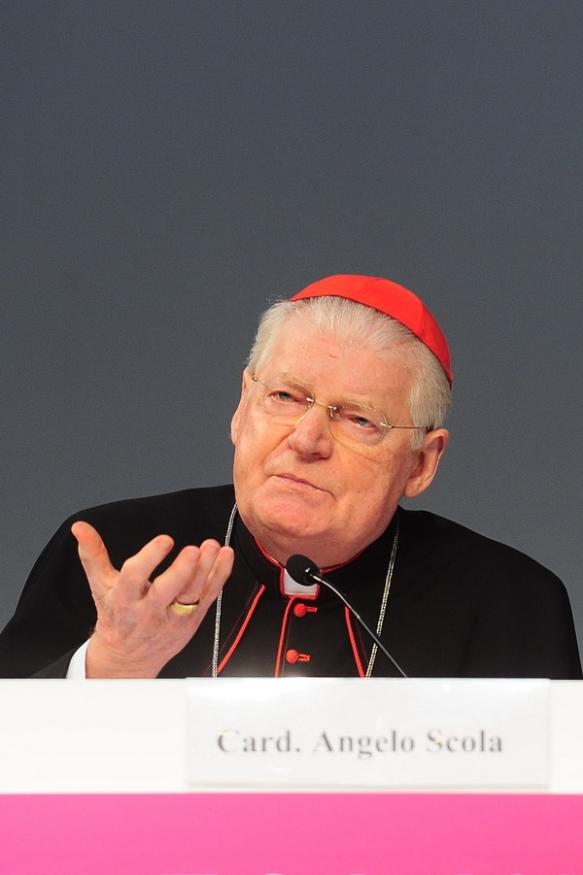 Scola_Inaugurazione del Congresso teologico-pastorale