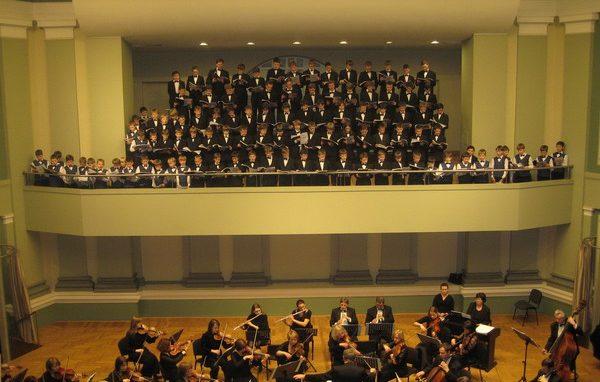 Festival Cori Europei Giovanili Lecco 2012