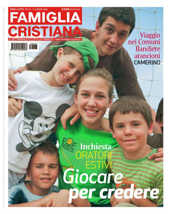 Copertina Famiglia Cristiana
