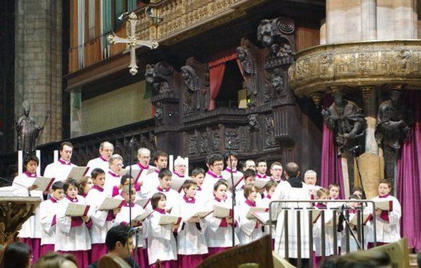 Fanciulli Cantori Cappella musicale Duomo