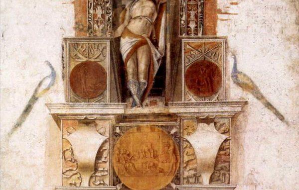 Bramantino Argo Castello Sforzesco
