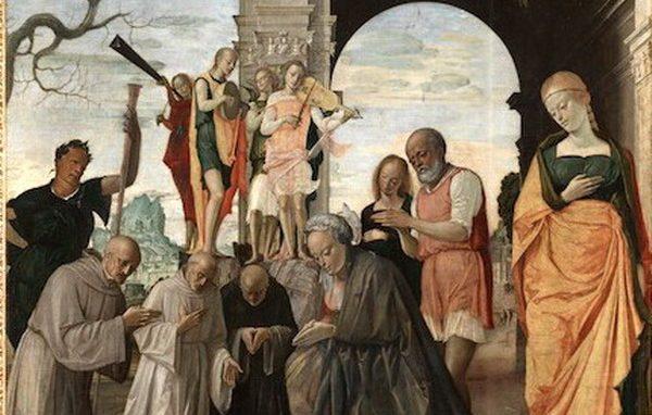 Bramantino Natività Ambrosiana
