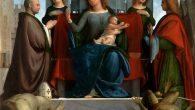 Bramantino Madonna ambrosiana