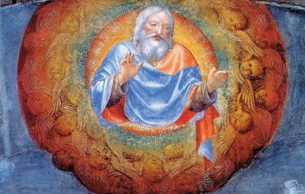 Foppa Cappella Portinari Dio Padre