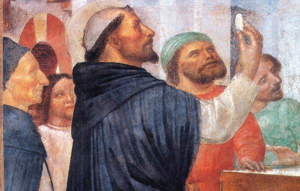 Foppa Cappella Portinari san Pietro Martire