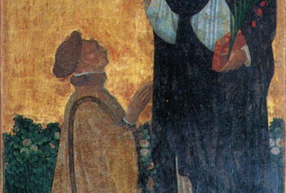 Cappella Portinari Bembo san Pietro Martire