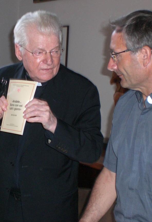 missionari 2012