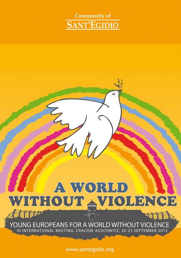 Giovani europei per un mondo senza violenza