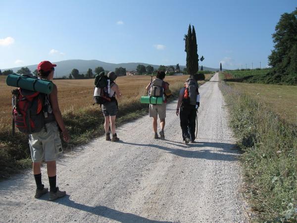 Pellegrinaggio giovani Ac