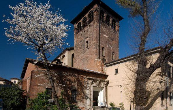 Torre circo via Luini Milano