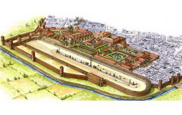 Circo Milano romana