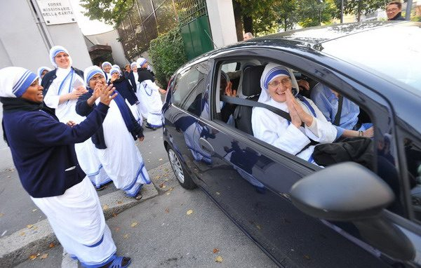 Sister Mary Prema