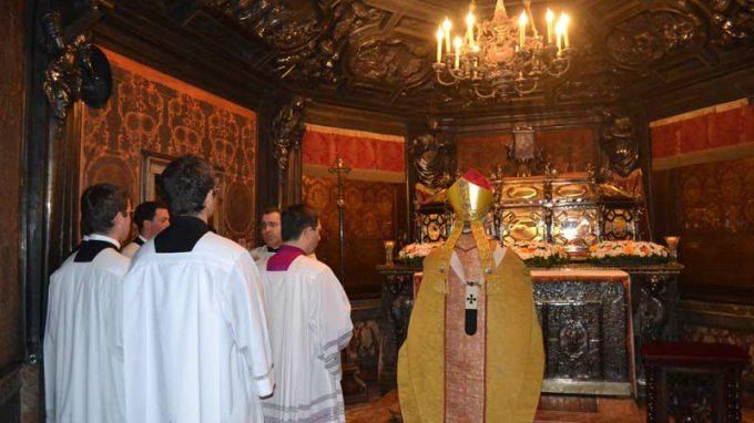 pontificale san carlo