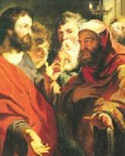 Gesù e Nicodemo