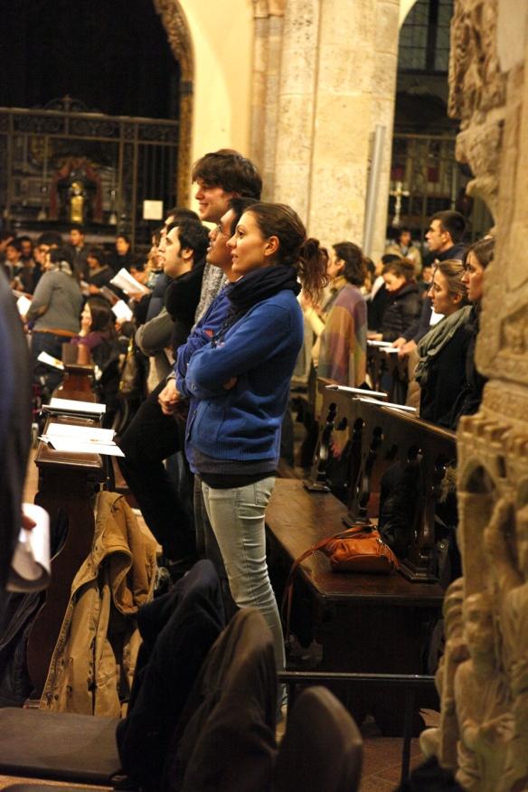 Nicodemo e la ricerca della verità: <br>4500 giovani agli Esercizi spirituali