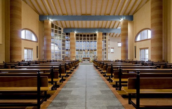 chiesa Santa Maria in Zivido San Giuliano Milanese